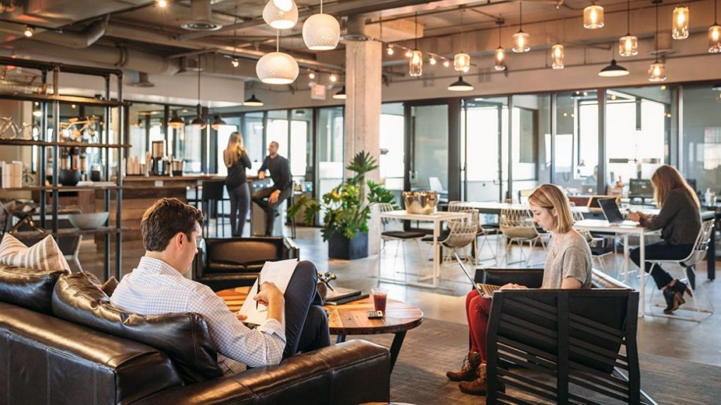 Industrious Top 10 Atlanta Co-Working Spaces