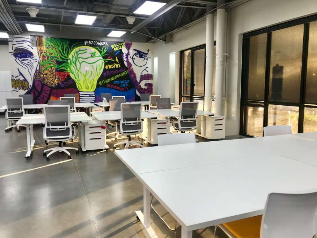 AZ Cowork Top 12 Scottsdale Coworking Spaces