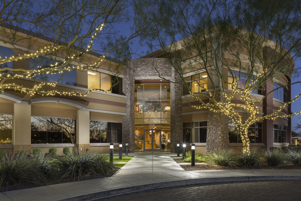 94 Hundred Corporate Center Top 12 Scottsdale Coworking Spaces
