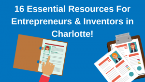 Top 16 Charlotte Inventor Resources