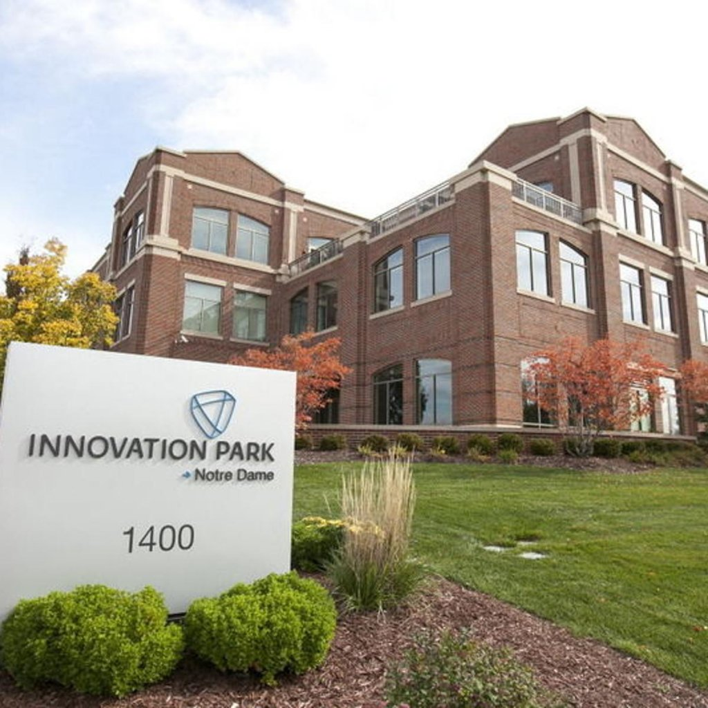 Innovation Park at Notre Dame South Bend Indiana Top Coworking Spaces