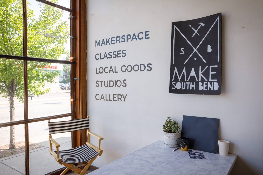 Make South Bend South Bend Indiana Top Coworking Spaces