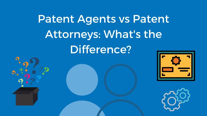 Patent agent